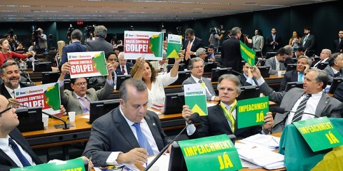 impeachment comissao